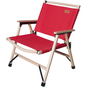 Nigor Woodpecker Silla, flame red